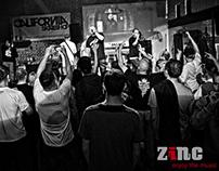 PONO, FU, POKÓJ Z WIDOKIEM NA WOJNĘ w ZiNC Club Warsaw