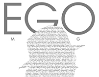 EGO Mag #60 - Cover and various little things...