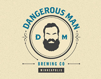 Dangerous Man Brewing Co. *Danger Lies In The Brew App