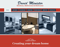 Website design for Interior Designers