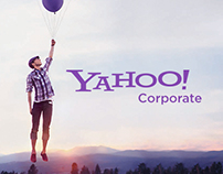 Yahoo! Corporate Redesign