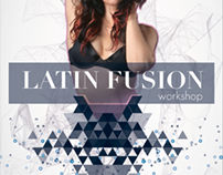 Latin Fusion Workshop FLyer