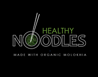 Healthy Noodles - Green Noodles