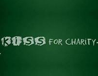 Kiss For Charity App Screenshot Design