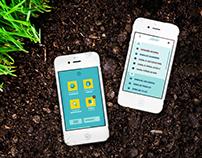 CRIA; Aplicación Iphone