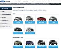 Ford.com Responsive Site
