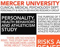 Mercer University Flyer