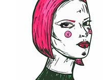 Ilustraciones Digitales Serie #2