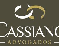 LOGO IDENTITY - CASSIANO  ATTORNEY'S OFFICE