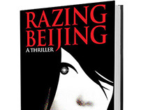 Book Cover Design | Razing Beijing