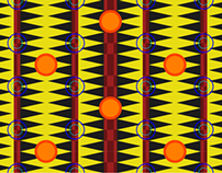 Afro-Deco Patterns: WIP