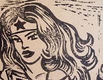 Wonder Woman, Multiplied.