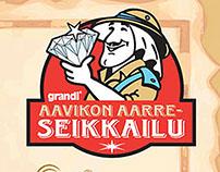 Kari Grandi - adventure