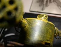 skinny spray cap robots