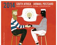 Cape Town | World Design Capital 2014 | Stamp Design