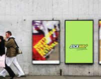 Subway Subvertising - Sickway