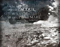Calendario Acqua 2014