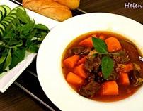 cách nấu Bò Kho– Vietnamese Beef Stew