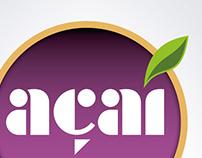 ACAI * logo design