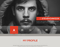 Syntac -Wordpress Premium Personal Portfolio
