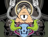 PyramidSkull