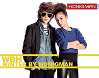 Honigman Kids - Winter 2011 - Campaign and catalog