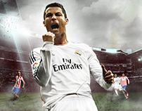 Real Madrid - Fútbol / Liga BBVA / Football