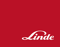 Linde forklift machinery campaign (2012)