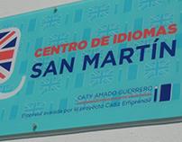 Centro de Idiomas San Martín