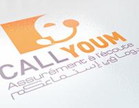 Call Youm – Branding