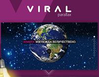 Viral studio parallax