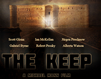 The Keep movie poster