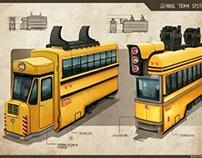 School Tram System
