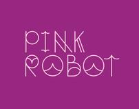 PinkRobot Typeface