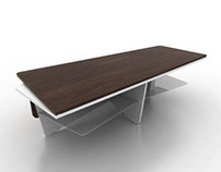 GeoTie Coffee Table