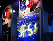 Installation: Spikes Asia 2012 - Hitting the Sweet Spot