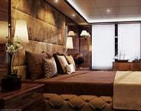 Maidelle Yacht | Master cabin