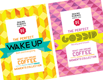 Commended Work YCN 2013 - Douwe Egberts - Design