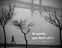 """""""As portas que Abril abriu"""", proyecto final de carrera"""
