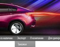 Auto trading company
