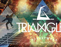 ▼ TRIANGLEZ // VISUAL IDENTITY