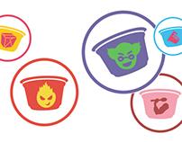 Chobani Icons
