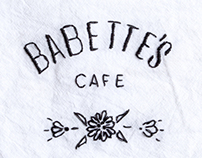 Babette's Cafe Website
