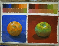 paintings (colour study)