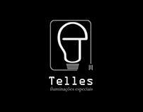 Identidade + Site | Telles Iluminações Especiais