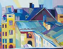 Painting (St.Petersburg and Kaliningrad)