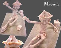 Drunkard Sculpt
