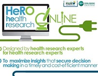 Infographic on Online Health research