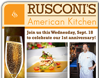 Rusconi's Italian Kitchen