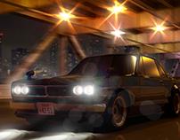 Nissan Skyline GT2000
